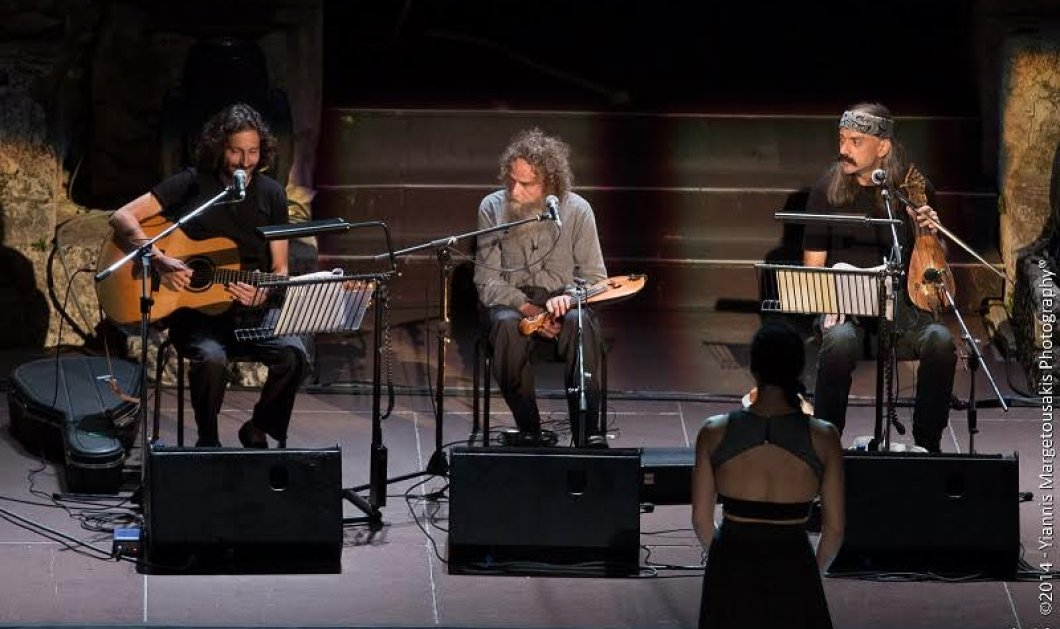 Ερωτόκριτος από τους Χαΐνηδες + Ψαραντώνης στο Θέατρο Βράχων «Μελίνα Μερκούρη»   - Κυρίως Φωτογραφία - Gallery - Video