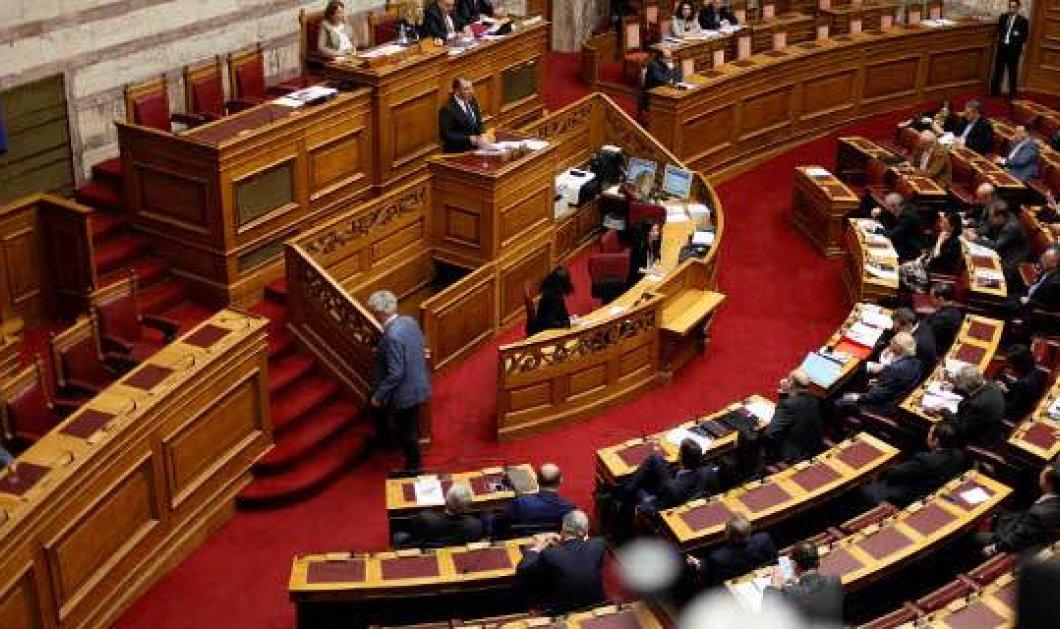 Κατατέθηκε στη Βουλή το νομοσχέδιο για τα προαπαιτούμενα για τα 2,8 δισ. ευρώ  - Κυρίως Φωτογραφία - Gallery - Video