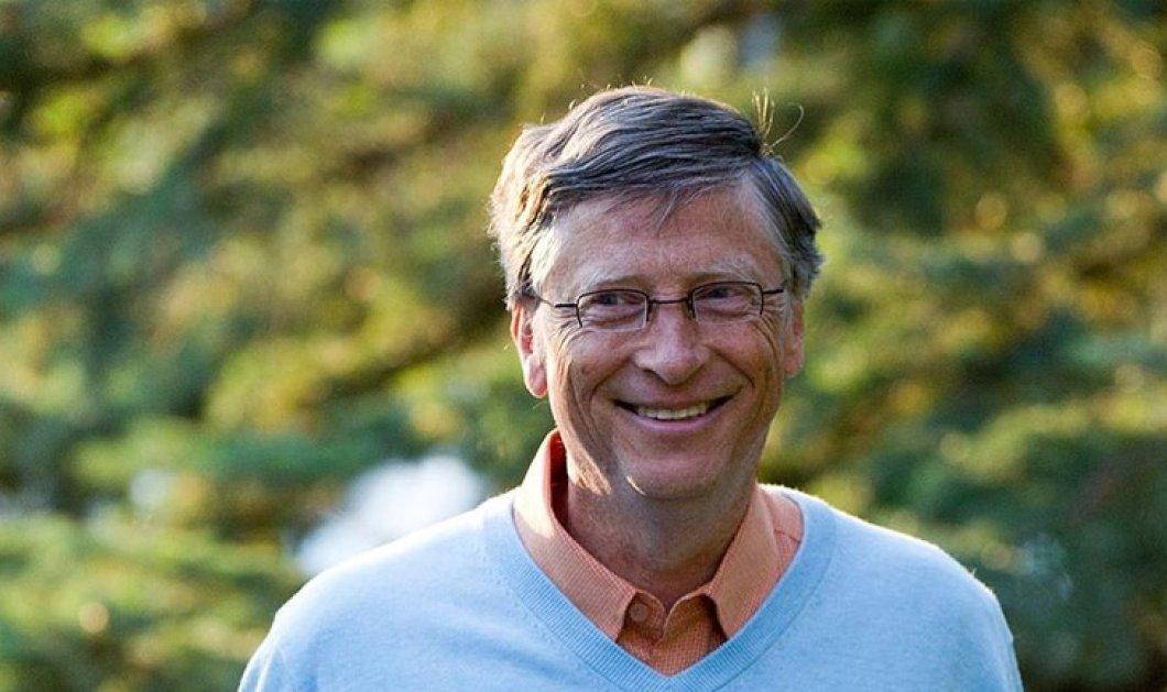"""Πλουσιότερος άνθρωπος και για το 2016 ο Μπιλ Γκέιτς, σύμφωνα με το Forbes - """"Έκπληξη"""" στη 2η θέση, """"πάτωσε"""" ο Τραμπ - Κυρίως Φωτογραφία - Gallery - Video"""