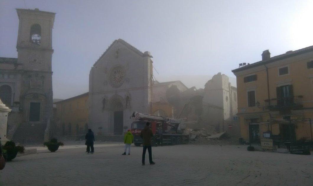 Η Ιταλία ξανά στο έλεος του Εγκέλαδου - Νέος ισχυρός σεισμός 6,5 Ρίχτερ ταρακούνησε τη χώρα - Κυρίως Φωτογραφία - Gallery - Video