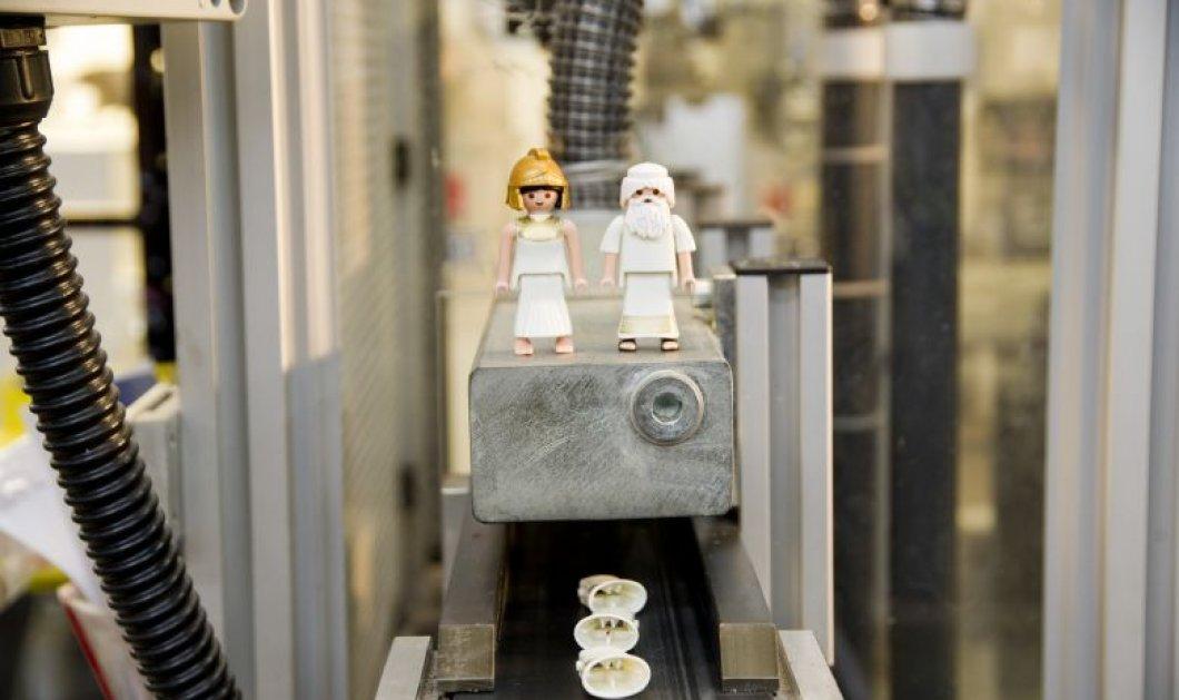 Made in Greece o Δίας & η Αθηνά της Playmobil: Oι 2 νέες φιγούρες γίνονται παγκόσμιο χιτ - Κυρίως Φωτογραφία - Gallery - Video