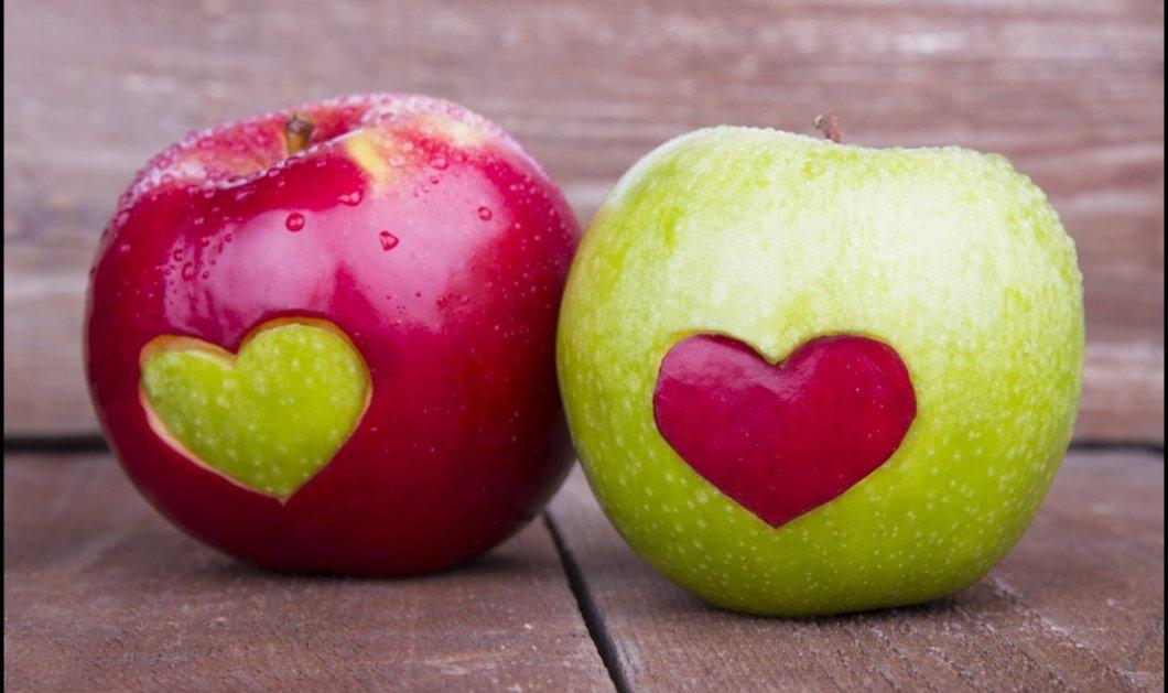 Φάκελος μήλο: Το φρούτο - θησαυρός με λίγες θερμίδες & αντικαρκινική δράση - Κυρίως Φωτογραφία - Gallery - Video