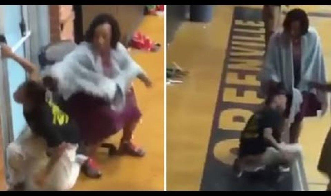Βίντεο: Ανεκδιήγητη δασκάλα τραβάει από τα μαλλιά & χτυπάει μαθήτρια με ειδικές ανάγκες - Κυρίως Φωτογραφία - Gallery - Video