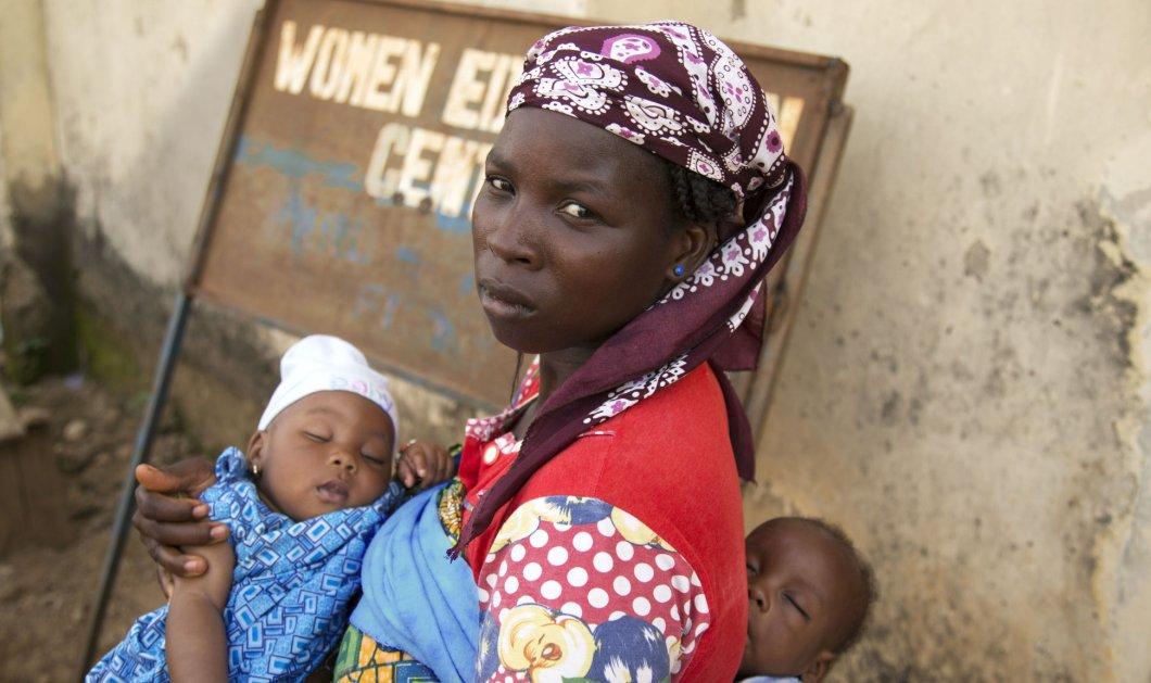 Ντροπή του αιώνα: Νιγηριανοί αξιωματούχοι νάρκωσαν & βίασαν 43 γυναίκες που είχαν ήδη κακοποιηθεί από τη Μπόκο Χαράμ - Κυρίως Φωτογραφία - Gallery - Video
