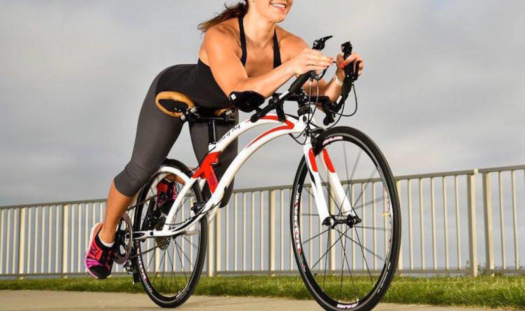 Το πιο παράξενο και γρήγορο ποδήλατο στον κόσμο υπόσχεται να κάνει παρελθόν όλους τους τραυματισμούς! - Κυρίως Φωτογραφία - Gallery - Video