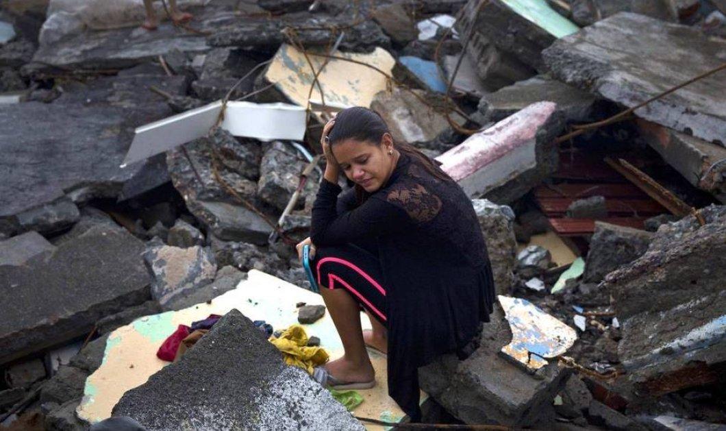 """Ο κυκλώνας Μάθιου """"ισοπεδώνει"""" τα νησιά της Καραϊβικής - Πάνω από 100 οι νεκροί - Συγκλονιστικές φωτό από την καταστροφή - Κυρίως Φωτογραφία - Gallery - Video"""