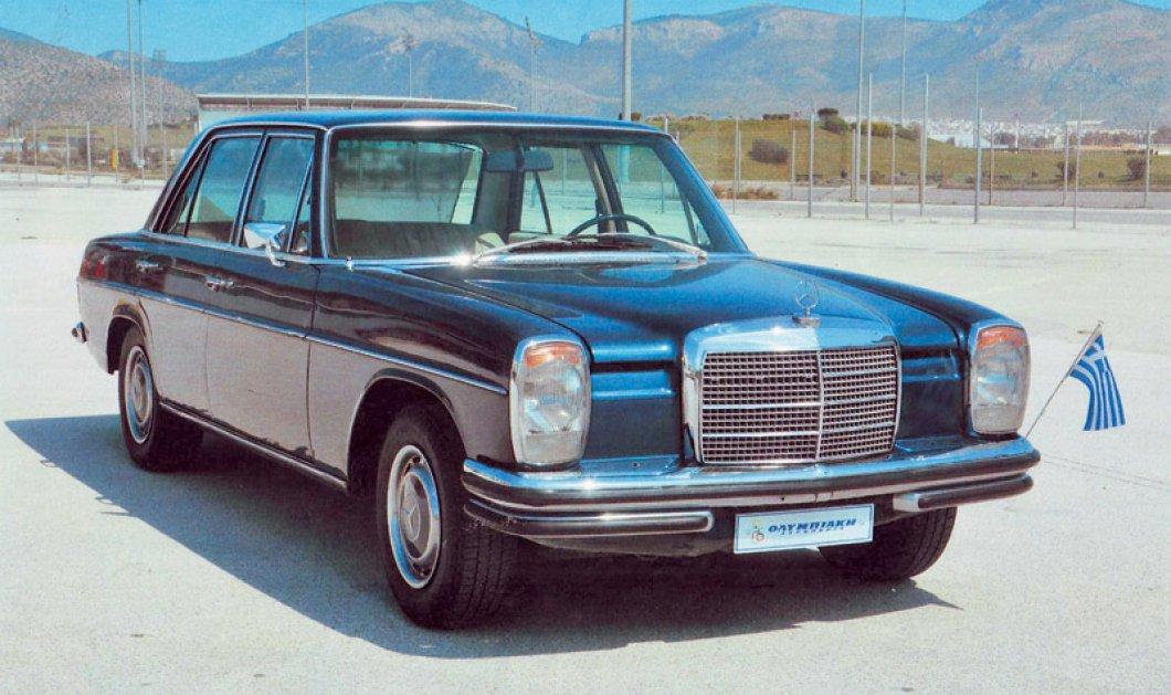 Ο πρώην Πρόεδρος του Ελληνοαμερικανικού Επιμελητηρίου ο νέος ιδιοκτήτης της Mercedes του Αλέξανδρου Ωνάση  - Κυρίως Φωτογραφία - Gallery - Video