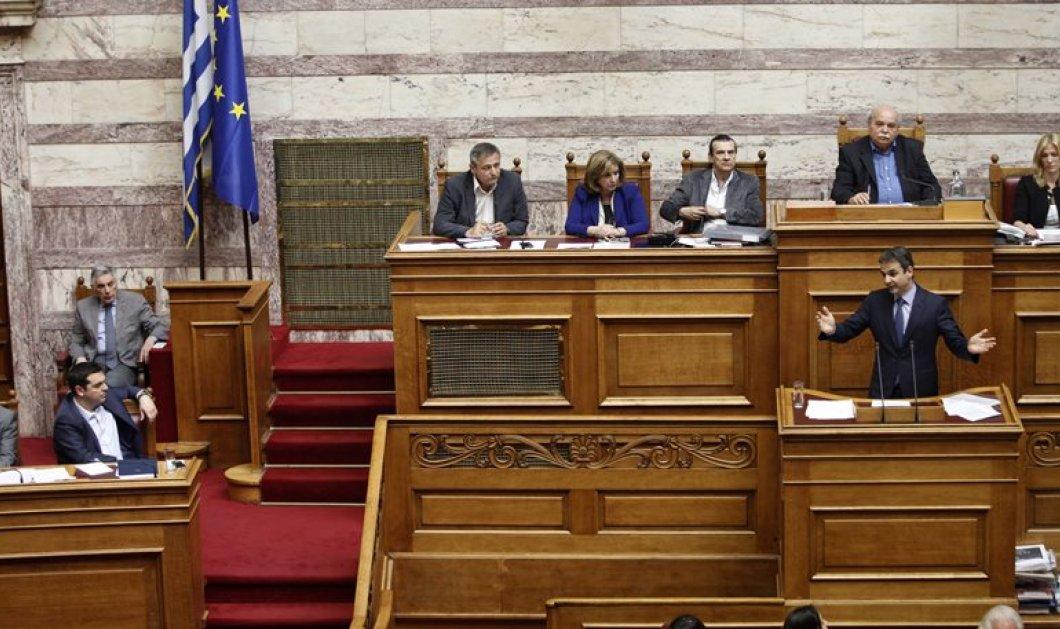 Ηφαίστειο που ξυπνά η Βουλή το μεσημέρι: Συζήτηση για διαφθορά και διαπλοκή - Κυρίως Φωτογραφία - Gallery - Video