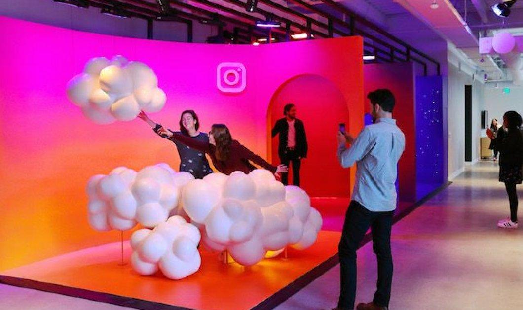 Φωτό: Αυτά είναι τα νέα γραφεία του Ιnstagram: Τόσο όμορφα και τοσό μοντέρνα - Θα θέλαμε να μείνουμε εκεί - Κυρίως Φωτογραφία - Gallery - Video