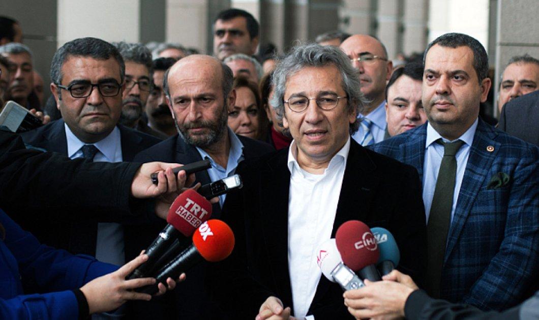 Κόβει κεφάλια ο Ερντογάν: Συνελήφθη ο διευθυντής της τουρκικής εφημερίδας Τζουμχουριέτ - Κυρίως Φωτογραφία - Gallery - Video