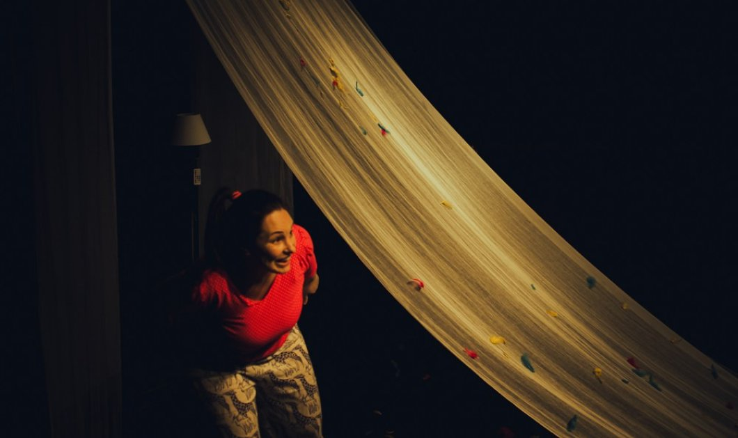 Good News: Θέατρο από κούνια! Η πρώτη παράσταση για βρέφη είναι γεγονός - Η δημιουργός του Κατερίνα Καραδήμα απαντά - Κυρίως Φωτογραφία - Gallery - Video