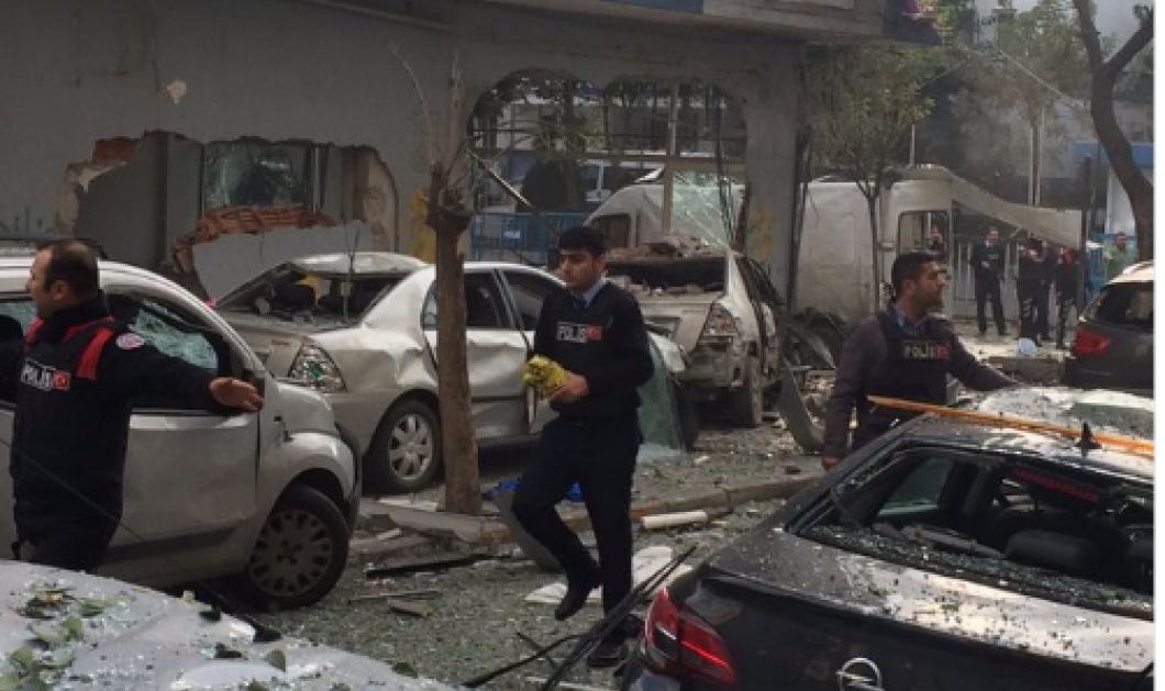 Συναγερμός στην Κωνσταντινούπολη: Ισχυρή έκρηξη κοντά σε αστυνομικό τμήμα - Τουλάχιστον 5 θύματα - Κυρίως Φωτογραφία - Gallery - Video