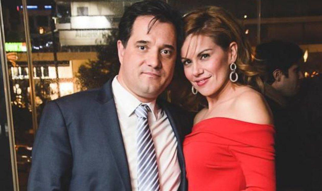 Η Ευγενία Μανωλίδου guest star στην εκπομπή του Άδωνι - Τι είπαν οι 2 σύζυγοι - Κυρίως Φωτογραφία - Gallery - Video