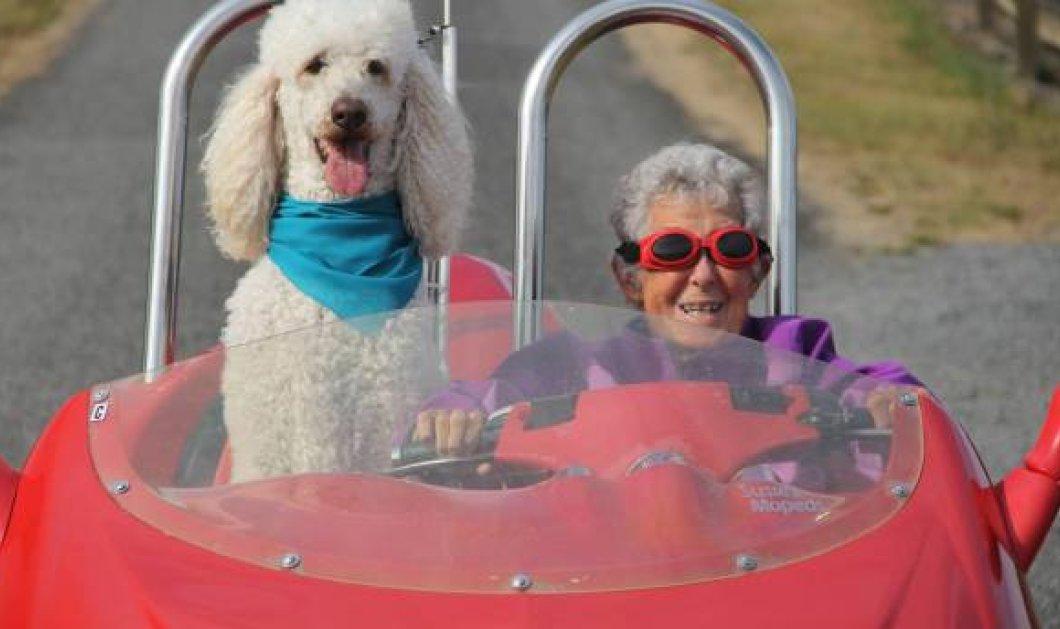 Συγκινητικό story of the day: Γνωρίστε την 91χρονη που προτίμησε να ζήσει τη ζωή της αντί να πολεμήσει τον καρκίνο - Κυρίως Φωτογραφία - Gallery - Video