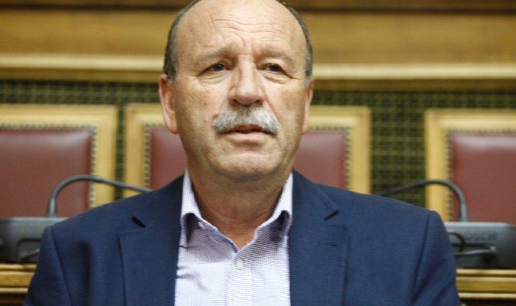 Δήλωση βόμβα του του διοικητή του ΟΑΕΕ: Οποιος δεν μπορεί να πληρώσει τις εισφορές του ας πάει στη Βουλγαρία - Κυρίως Φωτογραφία - Gallery - Video