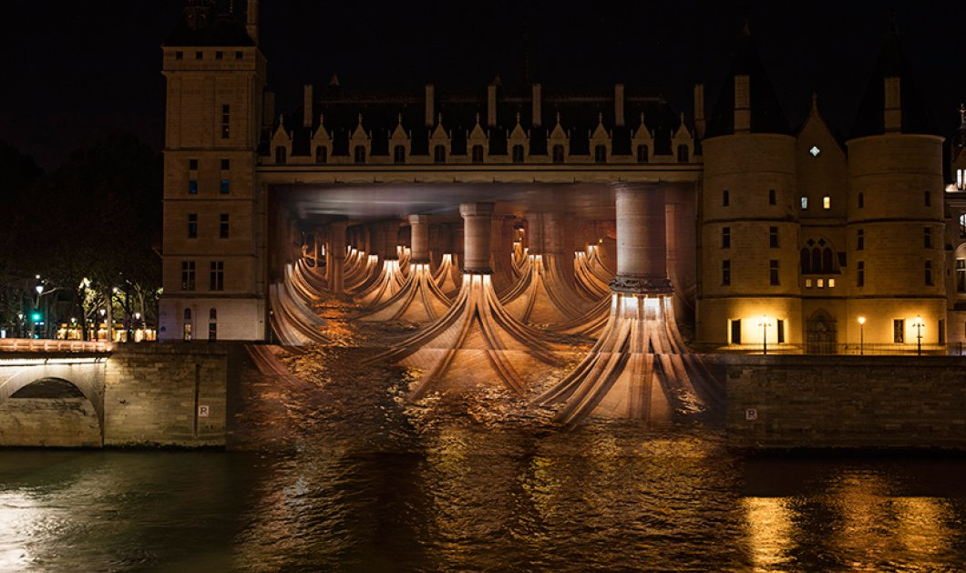 To πανέμορφο παλάτι του Παρισιού... αναποδογύρισε: Το Conciergerie όπως δεν το έχετε ξαναδεί - Κυρίως Φωτογραφία - Gallery - Video