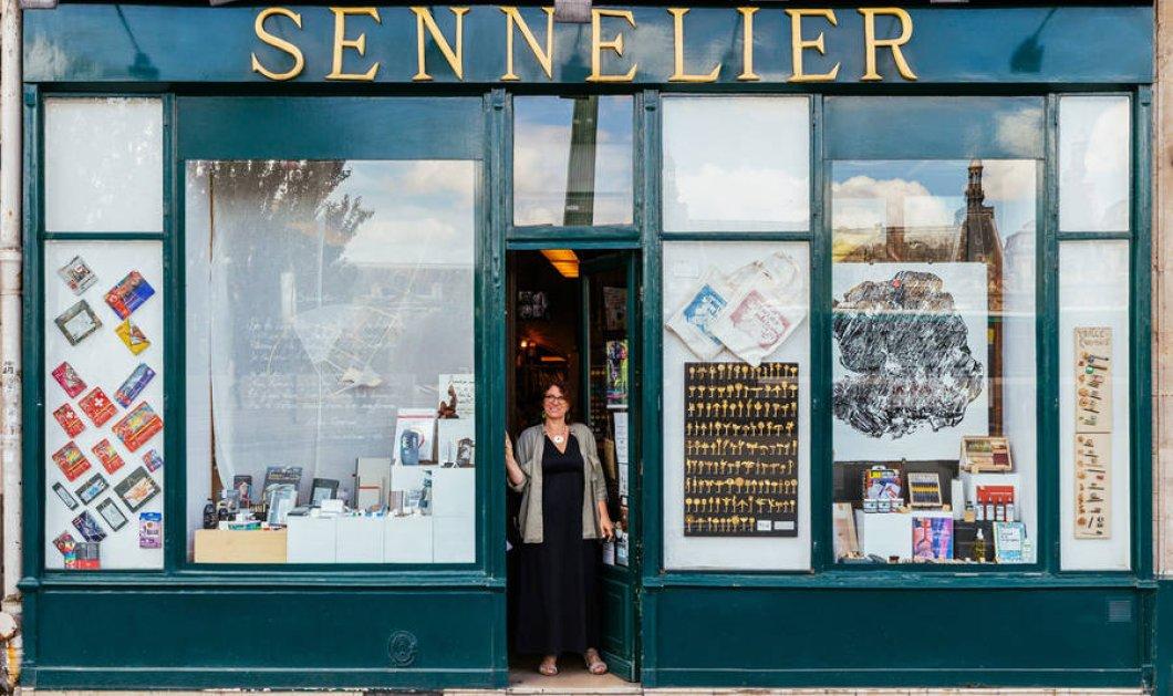 Καλόγουστη διακόσμηση σε στυλ ρετρό Παρίσι σε αυτά τα μαγαζιά που θα σας κατακτήσουν - Κυρίως Φωτογραφία - Gallery - Video