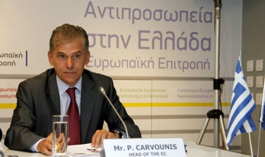 """Πάνος Καρβούνης: """"Είναι σημαντικό να γίνει μία ουσιαστική συζήτηση για το χρέος"""" - Κυρίως Φωτογραφία - Gallery - Video"""