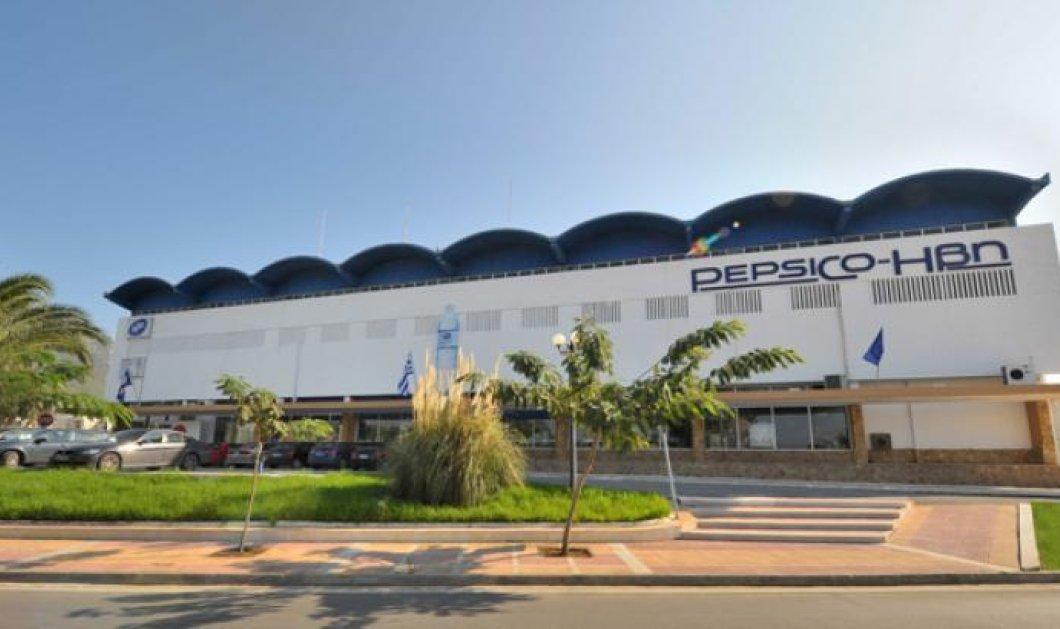 Κλείνει το εργοστάσιο της PepsiCo-ΗΒΗ στα Οινόφυτα: Tροφοδοσία της Ελλάδας από την υπόλοιπη Ευρώπη - Κυρίως Φωτογραφία - Gallery - Video