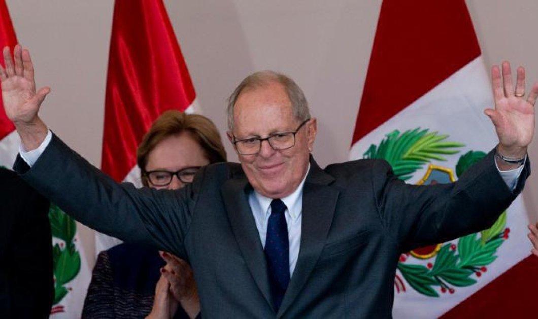 """Η """"γκρίνια"""" του πρόεδρου του Περού: Είχε ετήσιο εισόδημα 700.000 δολάρια πριν αναλάβει, τώρα παίρνει μόλις 4.500 τον μήνα - Κυρίως Φωτογραφία - Gallery - Video"""