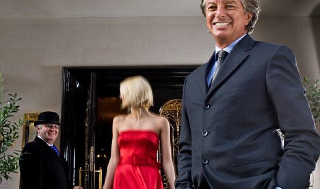 Το μεγαλύτερο διαζύγιο στην ιστορία: Ο 68χρονος Richard Caring θα πληρώσει 350 εκ. λίρες γιατί άφησε την γυναίκα του για μια 35χρονη κούκλα; - Κυρίως Φωτογραφία - Gallery - Video