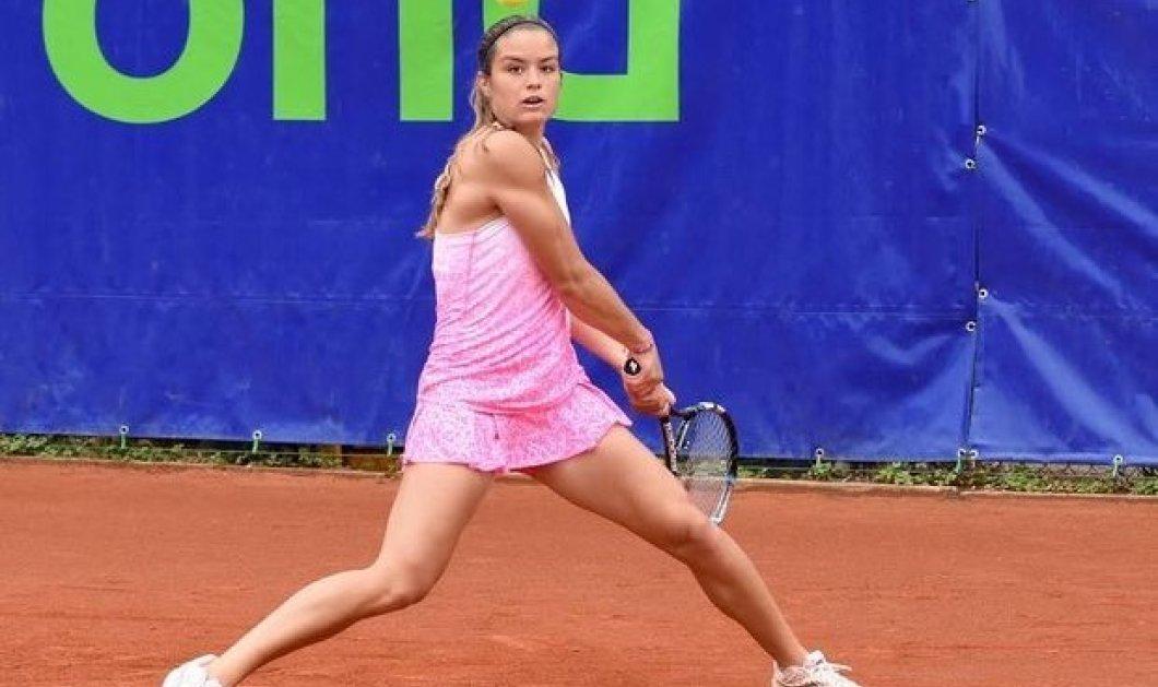 Η λέαινα Μαρία Σάκκαρη στην 90η θέση της παγκόσμιας κατάταξης! Η Ελληνίδα που ξεχωρίζει στο τένις - Κυρίως Φωτογραφία - Gallery - Video