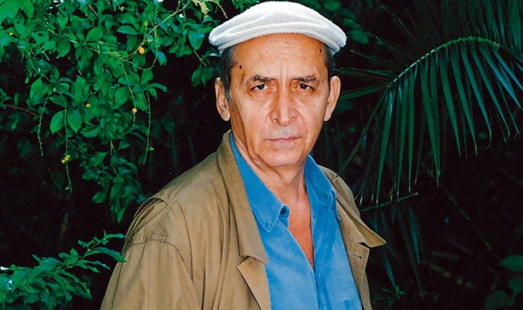 Πέθανε στα 74 ο συγγραφέας Αντώνης Σουρούνης - Είχε τιμηθεί με Κρατικό Βραβείο Μυθιστορήματος - Κυρίως Φωτογραφία - Gallery - Video