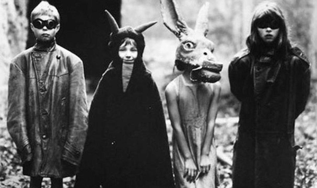 Vintage Pics: Όταν το Halloween ήταν πραγματικά τρομαχτικό - Εκπληκτικές στολές που θα σας κάνουν να φοβηθείτε - Κυρίως Φωτογραφία - Gallery - Video