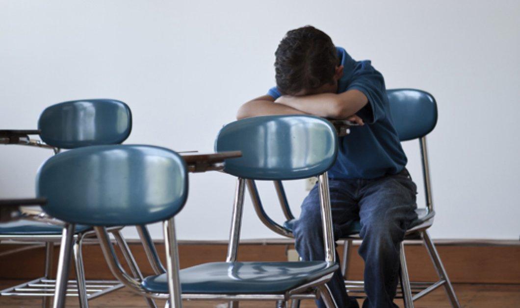 Αγρίνιο: 7χρονος μαθητής λιποθύμησε από την πείνα στο σχολείο - Είχε να φάει 2 μέρες - Κυρίως Φωτογραφία - Gallery - Video