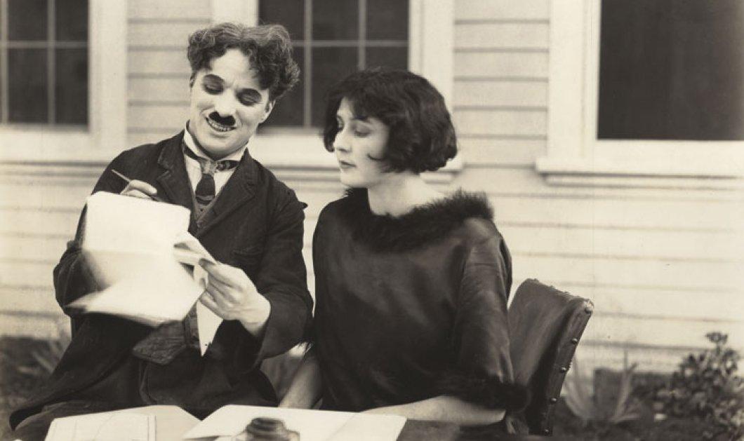 Vintage Story - Τσάρλι Τσάπλιν: Ο διάσημος Σαρλό παντρεύτηκε δυο 16χρονες, μια 19χρονη & έκανε 11 παιδιά  - Κυρίως Φωτογραφία - Gallery - Video