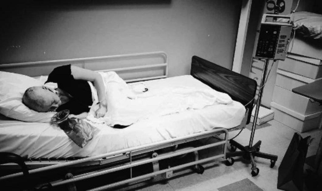 Η Σάνεν Ντόχερτι μοιράζεται τις σκέψεις της και χαρίζει ελπίδα σε όσους υποφέρουν, από το κρεβάτι της χημειοθεραπείας - Κυρίως Φωτογραφία - Gallery - Video