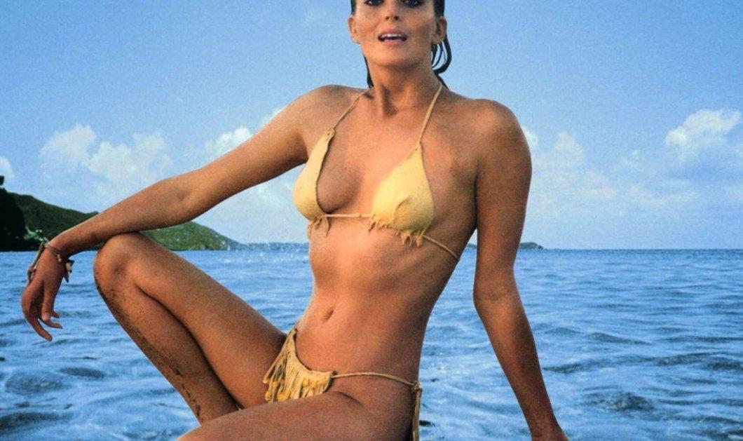 Στις Σπέτσες η διάσημη ηθοποιός Μπο Ντέρεκ για το Spetses mini Marathon και κολύμπι στην ανοιχτή θάλασσα  (φωτό) - Κυρίως Φωτογραφία - Gallery - Video
