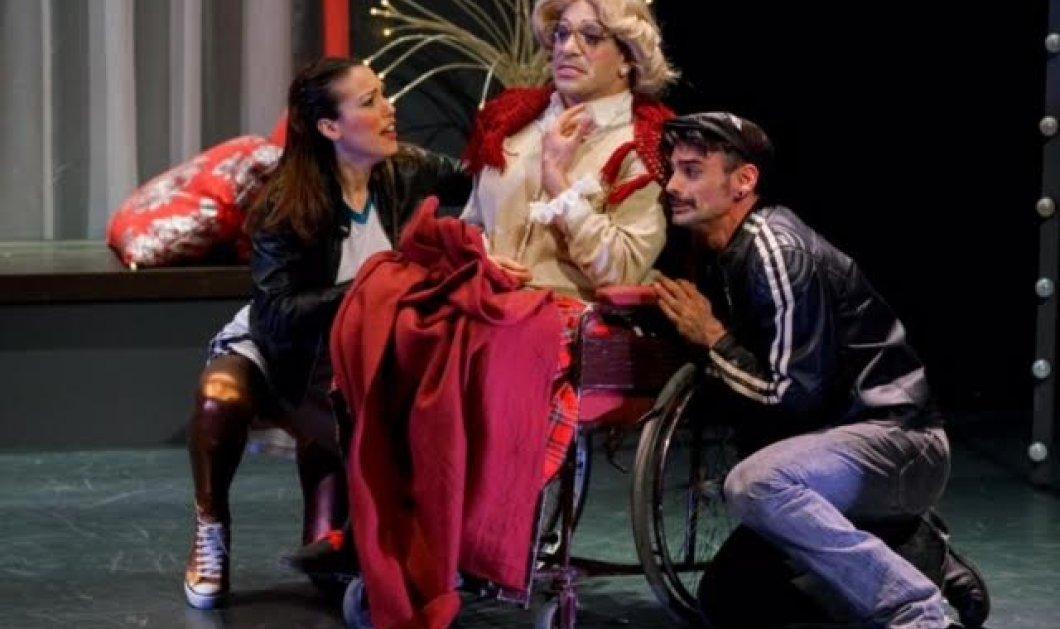 Fuga στο θέατρο με αγαπημένους ηθοποιούς: Κακούρης, Φαίη Ξυλά, Γιαννακόπουλος,  Χρανιώτης   - Κυρίως Φωτογραφία - Gallery - Video