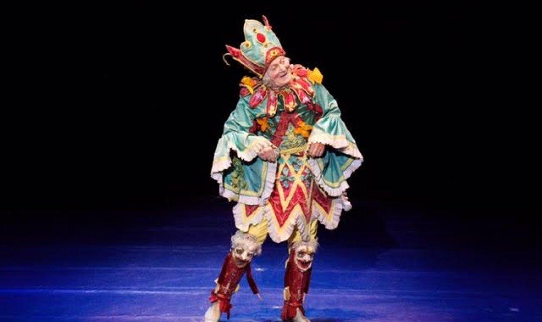Η κόρη του Τσάρλιν Τσάπλιν στο Παλλάς με το Cirque Invisible για ενα θέαμα έξω από τα συνηθισμένα  - Κυρίως Φωτογραφία - Gallery - Video