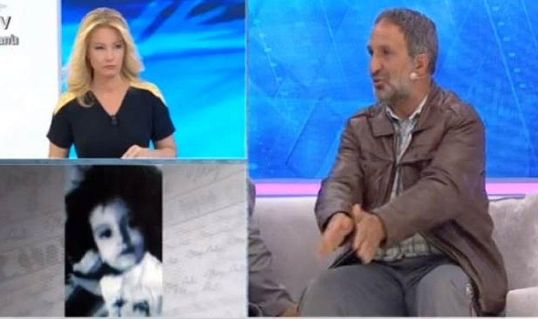 Βίντεο: Τούρκος μεσήλικας ομολογεί on air σε live εκπομπή ότι βίασε & στραγγαλισε 4χρονη μικρούλα - Κυρίως Φωτογραφία - Gallery - Video