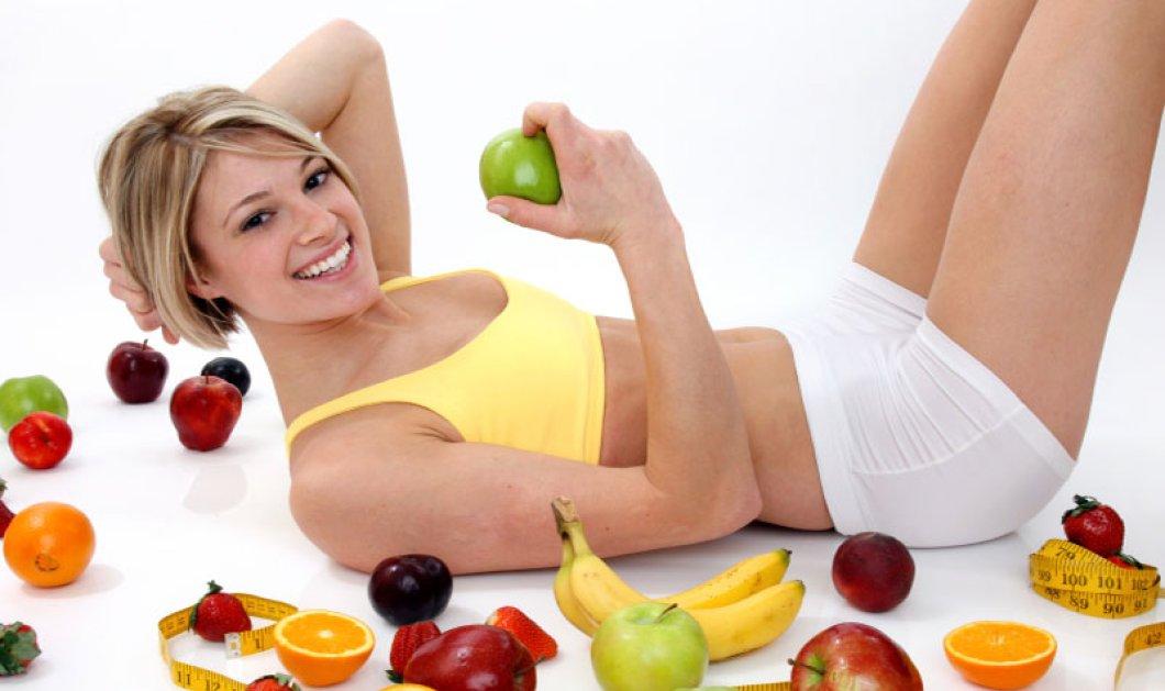 10 εύκολοι τρόποι για να χάσετε βάρος χωρίς να πεινάτε: Τα τρικ που θα σας σώσουν - Κυρίως Φωτογραφία - Gallery - Video