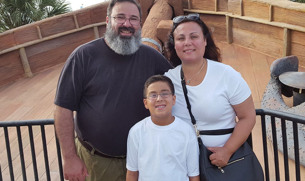 Made in Greece ο 10χρονος Ουίλιαμ Μαΐλλης - Το παιδί-θαύμα έγινε ο νεότερος σπουδαστής Πανεπιστημίου στις ΗΠΑ! - Κυρίως Φωτογραφία - Gallery - Video