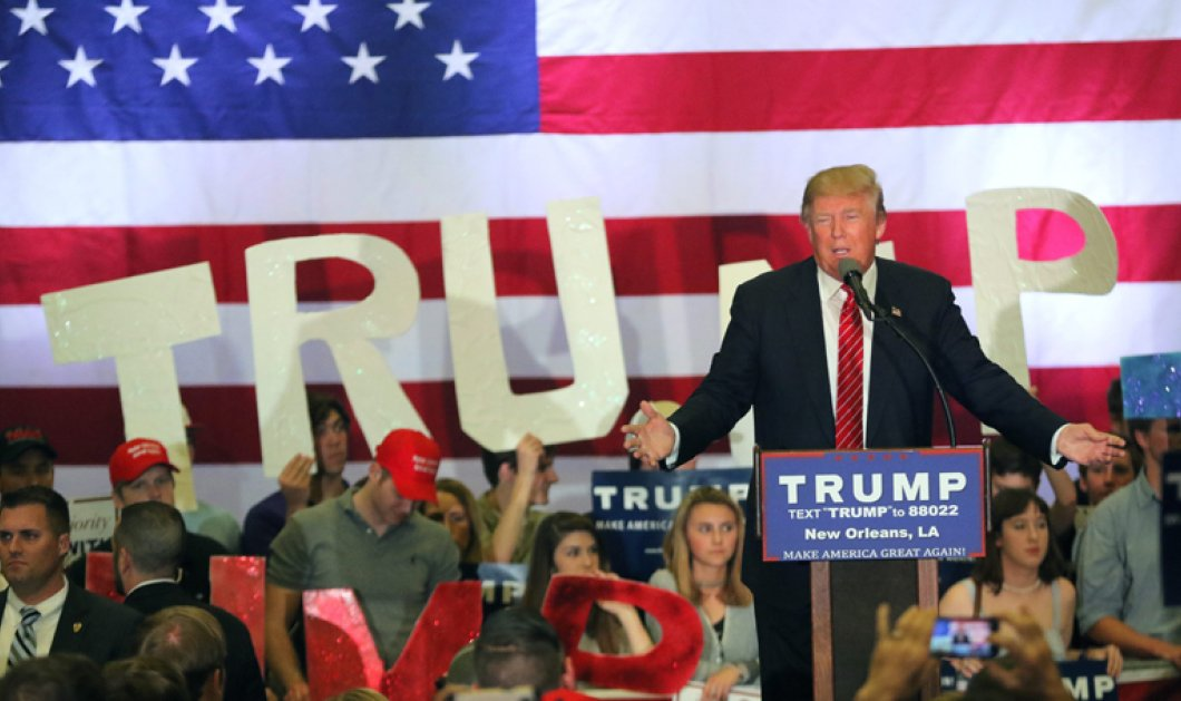 Ο Ντόναλντ Τραμπ υπόσχεται ότι θα απελάσει έως και 3 εκατομμύρια παράτυπους μετανάστες - Κυρίως Φωτογραφία - Gallery - Video
