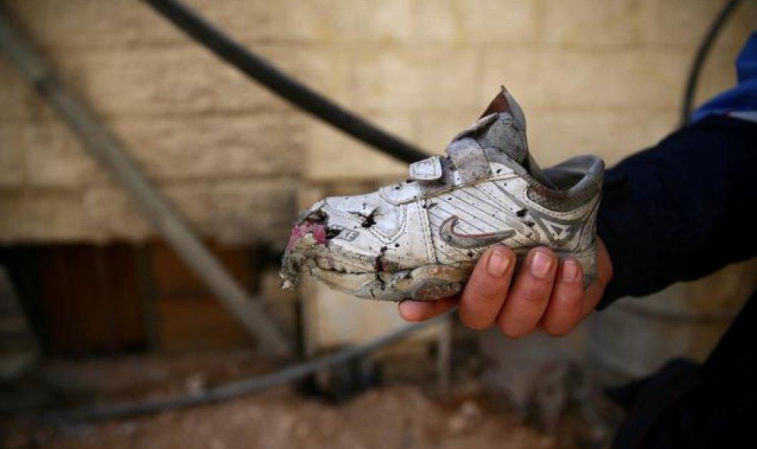 Τραγωδία: Ο Συριακός Στρατός βομβάρδισε βρεφονηπιακό σταθμό στην πόλη  Χαράστα - Τουλάχιστον 6 νεκρά παιδιά - Κυρίως Φωτογραφία - Gallery - Video