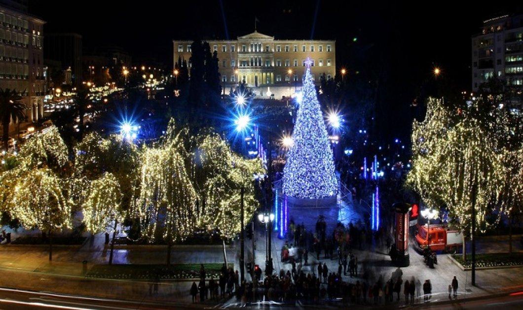 Good news: Με Σαβόπουλο, Γλυκερία, Monica, Onirama θα γιορτάσει Χριστούγεννα και Πρωτοχρονιά η Αθήνα  - Κυρίως Φωτογραφία - Gallery - Video