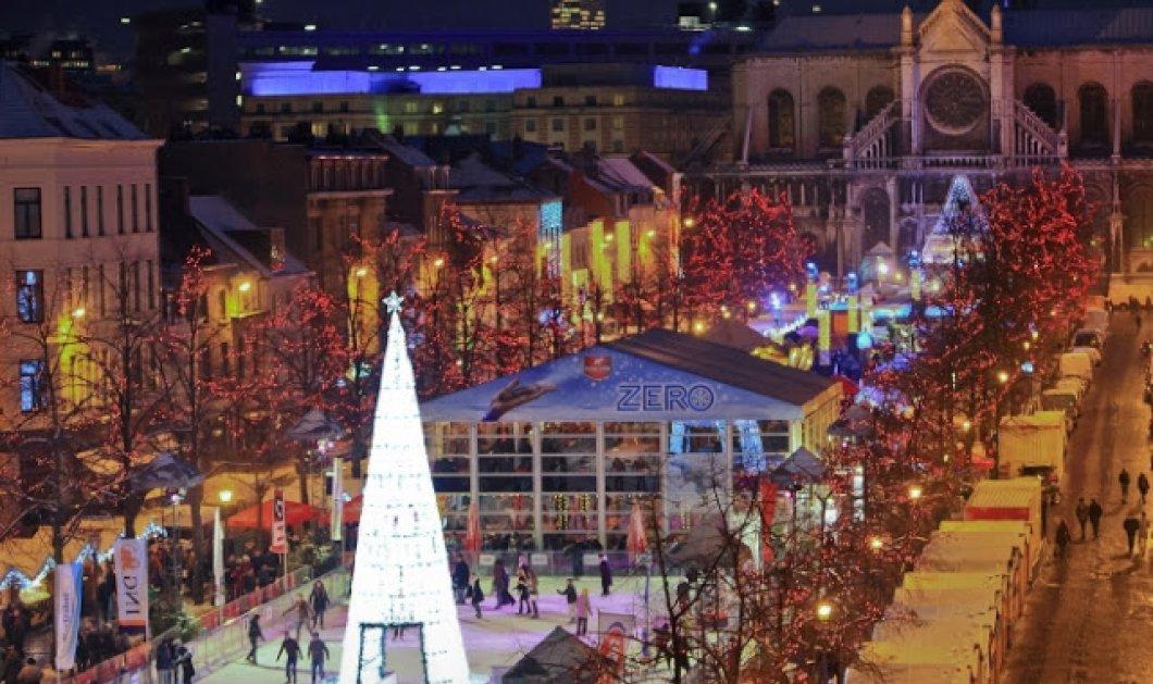 Good news: Τα ελληνικά τοπικά προϊόντα ταξιδεύουν φέτος στη χριστουγεννιάτικη αγορά των Βρυξελλών - Κυρίως Φωτογραφία - Gallery - Video