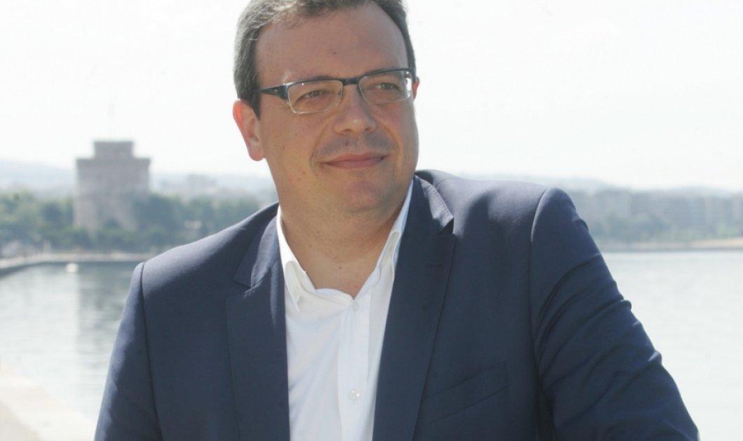 Σωκράτης Φάμελλος: Μπορούμε να επιτύχουμε επενδύσεις 2 δισ. ευρώ και 16.000 θέσεις εργασίας στη διαχείριση αποβλήτων - Κυρίως Φωτογραφία - Gallery - Video