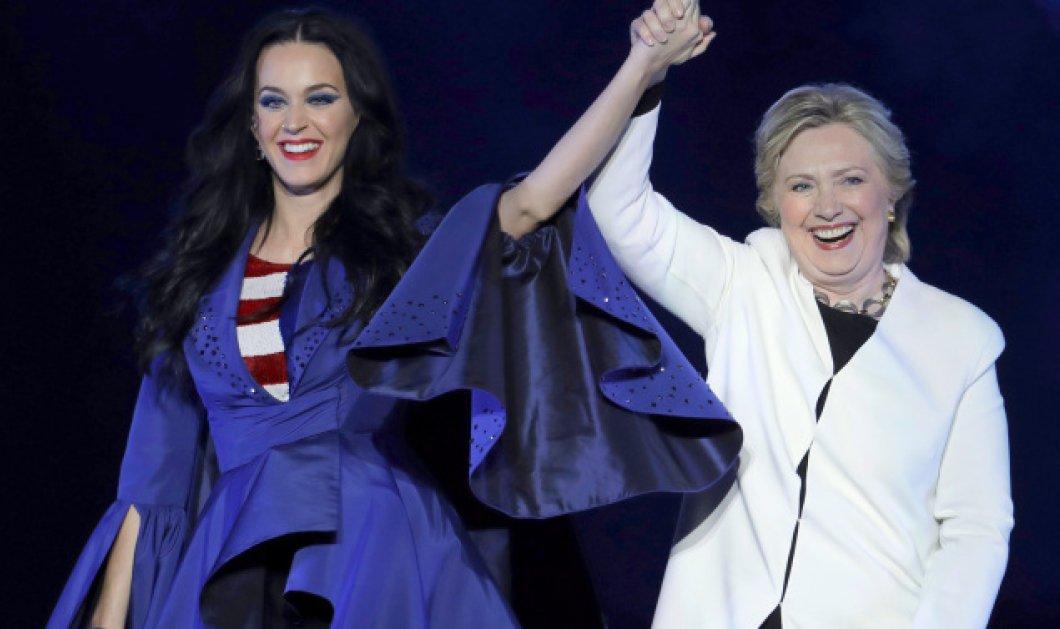 Εκλογές ΗΠΑ: Και η Katy Perry στον αγώνα υπέρ της Χίλαρι - Δείτε το βίντεο - Κυρίως Φωτογραφία - Gallery - Video