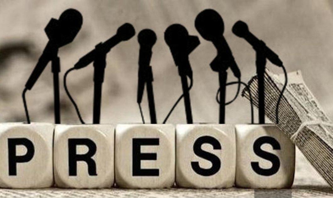 Στοιχεία - φωτιά της Unesco: 115 νεκροί δημοσιογράφοι το 2015 - Από Ευρώπη μέχρι Ασία  - Κυρίως Φωτογραφία - Gallery - Video