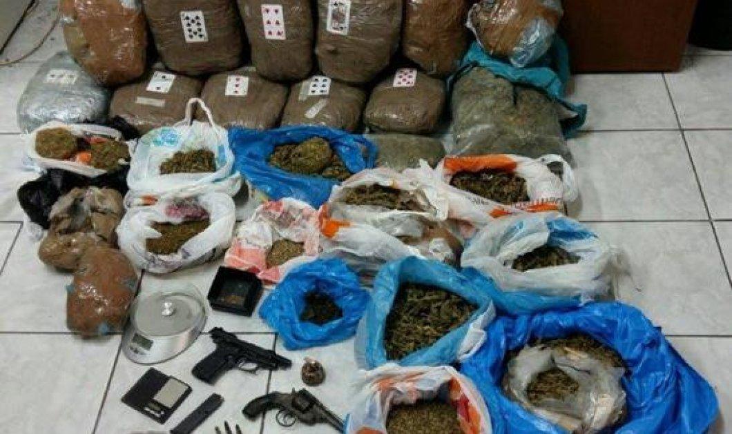 97 συλλήψεις- Εξαρθρώθηκε μεγάλο κύκλωμα ναρκωτικών στην Αθήνα- Δείτε φώτο  - Κυρίως Φωτογραφία - Gallery - Video