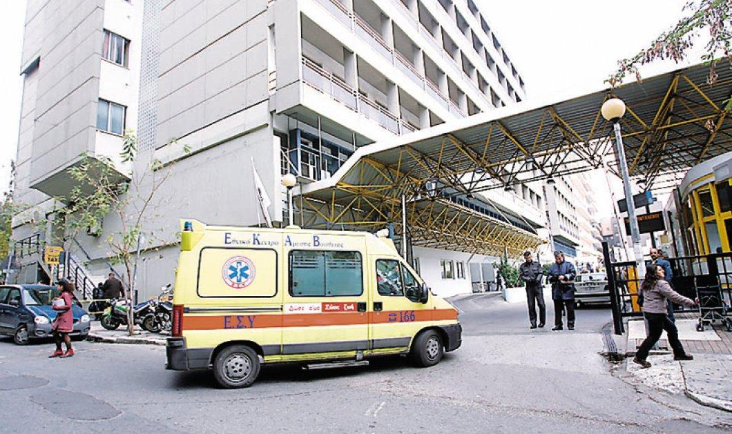 Ευαγγελισμός: Συνελήφθησαν νευροχειρούργος, αναισθησιολόγος και τραυματιοφορέας για φακελάκι  - Κυρίως Φωτογραφία - Gallery - Video
