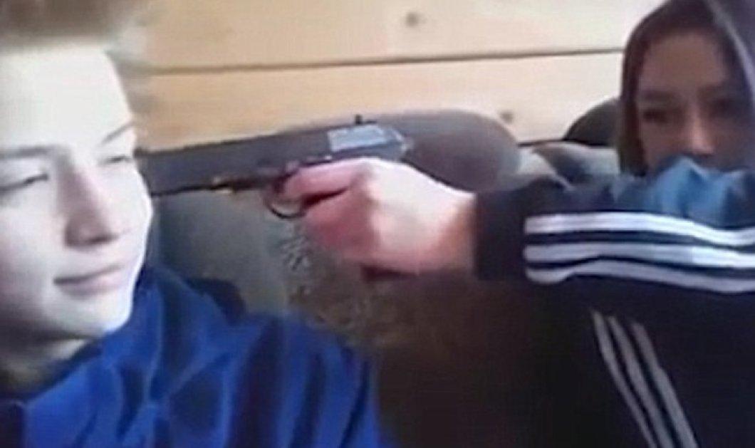15χρονο ζευγαράκι ερωτευμένων αυτοκτόνησε live αφού αντάλλαξαν πυροβολισμούς με την αστυνομία - Κυρίως Φωτογραφία - Gallery - Video