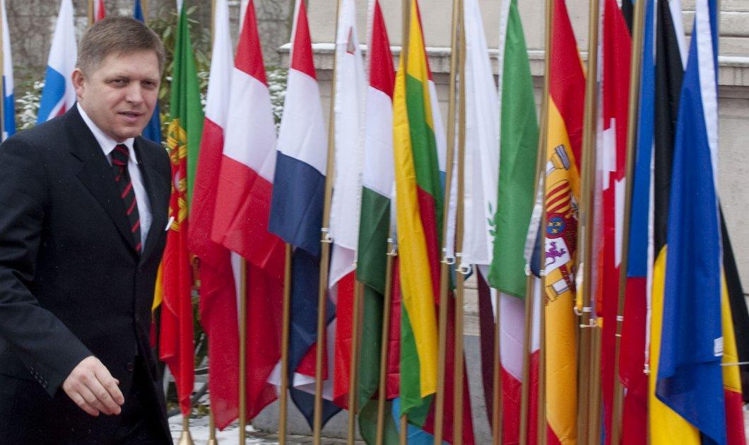 Σφοδρή επίθεση του Πρωθυπουργού της Σλοβακίας σε δημοσιογράφους: Είστε βρομερές πόρνες - Κυρίως Φωτογραφία - Gallery - Video