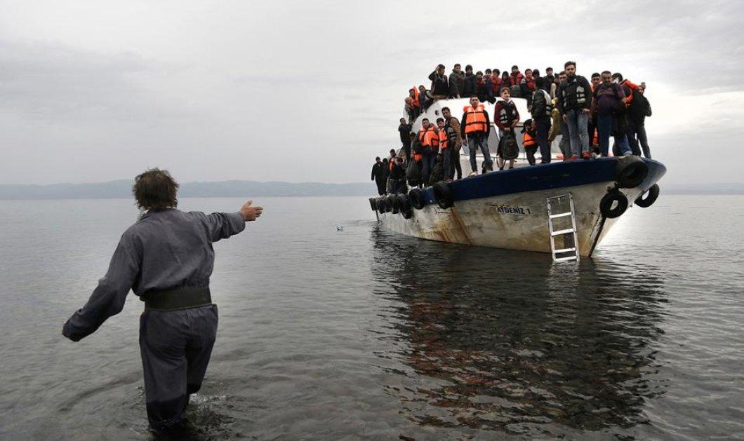 Ξανά ροή μεταναστών στα ελληνικά νησιά: Πάνω από 200 μετανάστες αποβιβάστηκαν το τελευταίο τριήμερο - Κυρίως Φωτογραφία - Gallery - Video