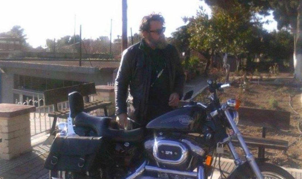 Αναστάτωση στον Βόλο με την απόφαση για την μετάθεση του πατέρα Γεώργιου, που κυκλοφορεί με την Harley Davidson!  - Κυρίως Φωτογραφία - Gallery - Video